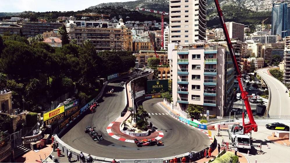 Lewis Hamilton F1 Car Wallpaper Monaco Grand Prix 2019 F1 Race