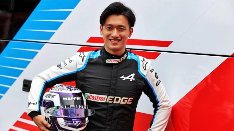 Guanyu Zhou: Getting to know China's great F1 hope | Formula 1