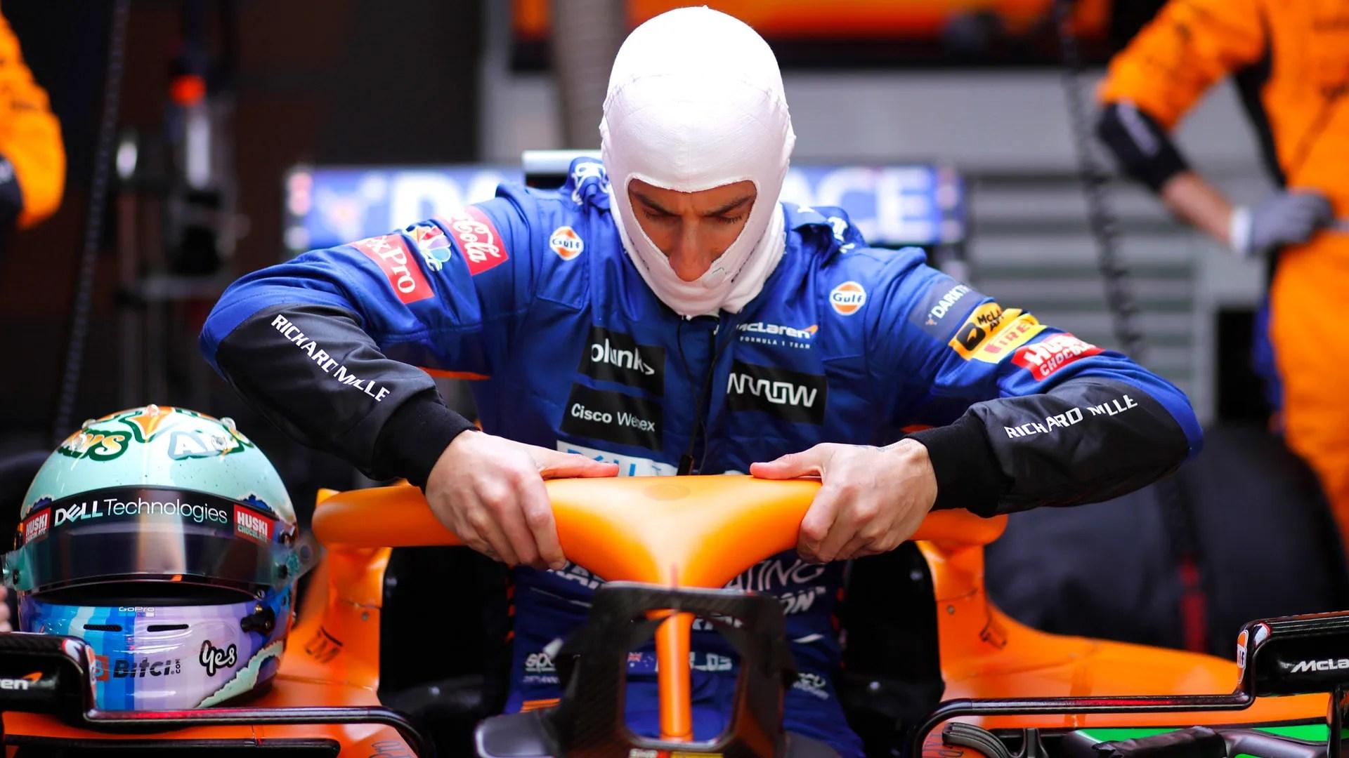 'Hanya masalah beberapa balapan akhir pekan lagi' sebelum Ricciardo naik ke kecepatan di McLaren, tegas Seidl