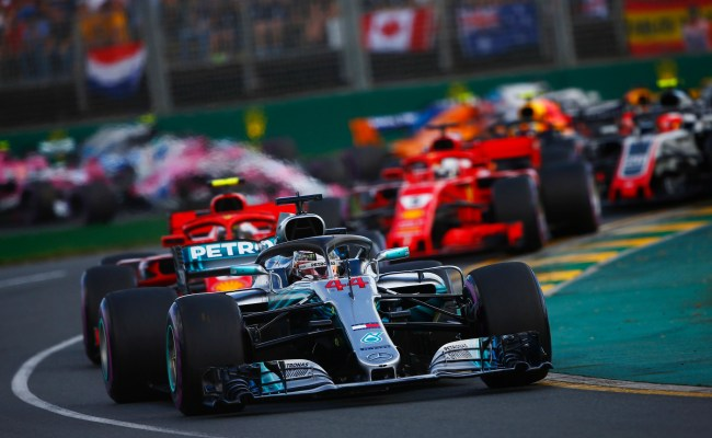 F1 2019 Season Session Start Times For All 21 Grands Prix