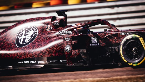 Image result for 2019 alfa romeo livery