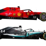 Tech Tuesday Will Mercedes Or Ferrari S Design Concept Be King In 2019 Formula 1