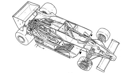 TECH TUESDAY: The Lotus 79, F1's ground effect marvel
