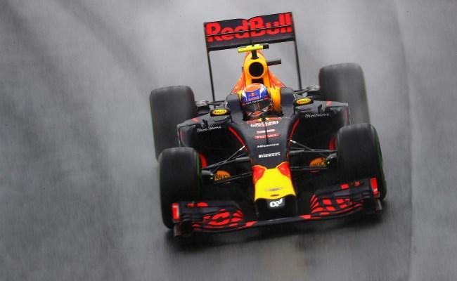 Red Bull F1 Racing Team Verstappen Gasly