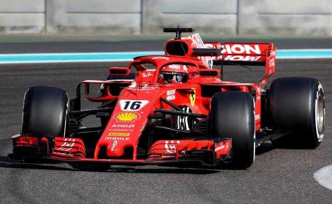F1 2019 Season Driver Line Ups Formula 1