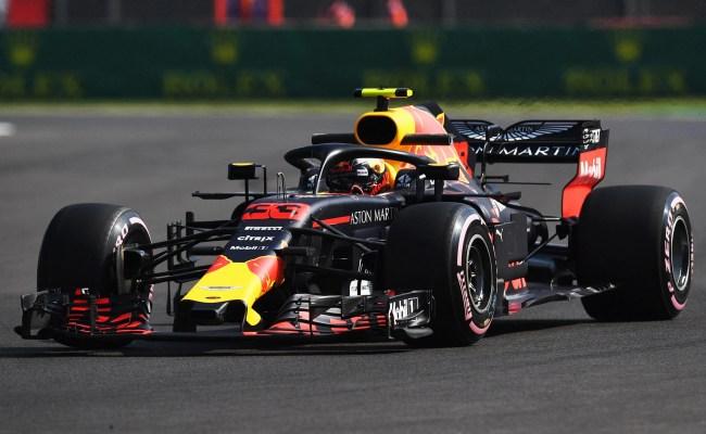 F1 Mexican Grand Prix 2018 Free Practice 1 Report