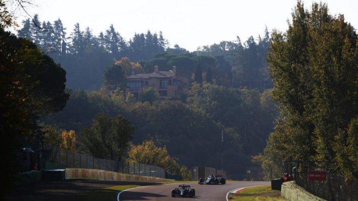 Grande Prêmio de F1 da Emilia Romagna - Treino e Qualificação