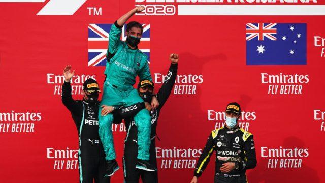 Grande Prêmio de F1 da Emilia Romagna