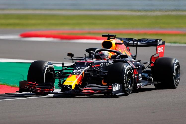 2020 British Grand Prix FP1 highlights and report: Hulkenberg ninth on F1  return as Verstappen leads Hamilton | Formula 1®