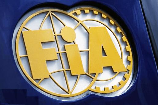 Símbolo de la FIA
