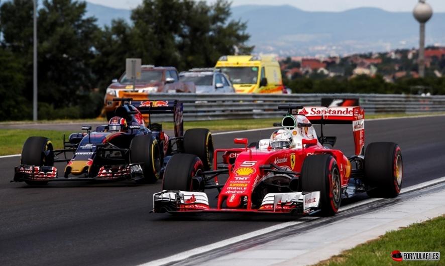 Vettel budapest fp2
