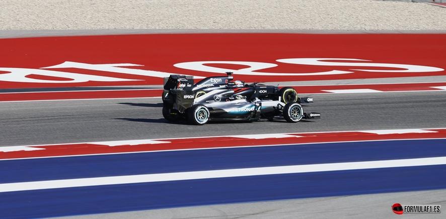 Formel 1 - MERCEDES AMG PETRONAS, Großer Preis der USA 2016. Lewis Hamilton ; Formula One - MERCEDES AMG PETRONAS, United States GP 2016. Lewis Hamilton;