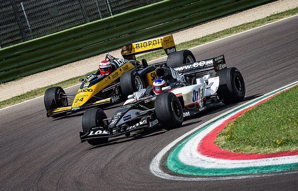 Historic Minardi Day Imola 2017