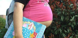 Embarazo en adolecentes - Formula Medica
