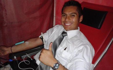 Manuel Eduardo Martin - Donar Sangre - Formula Medica