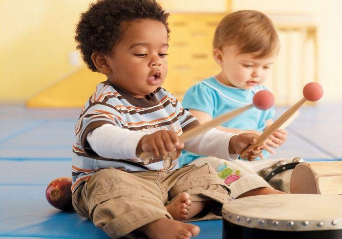 Bebes y musica - Formula Medica