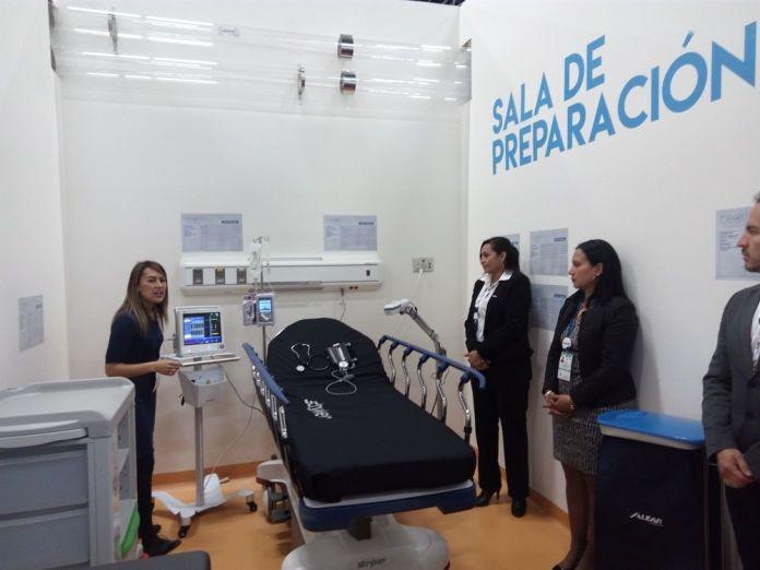 Sala de preparacion CEATH - Formula Medica