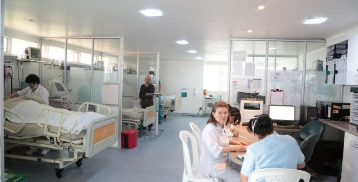 sobrevive a un parto con complicaciones - Formula Medica