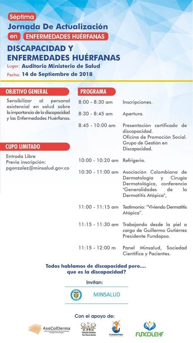 Jornada de actualizacion de enfermedades raras - Formula Medic