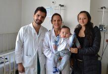 Salvan vida de un bebe - Formula Medica