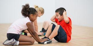Ejercicios para niños - Formula Medica