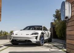 Nuova Porsche Taycan: sportivamente elettrizzante