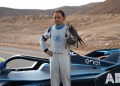 La grande sfida di Felipe Massa: battere il Falco Pellegrino e vincere anche in Formula E