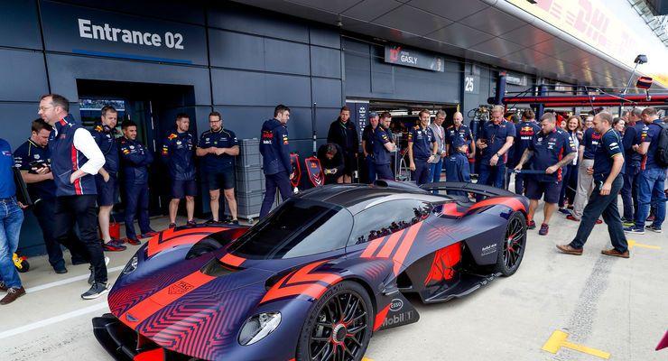 El hypercar de Aston Martin para el Mundial de Resistencia no será híbrido