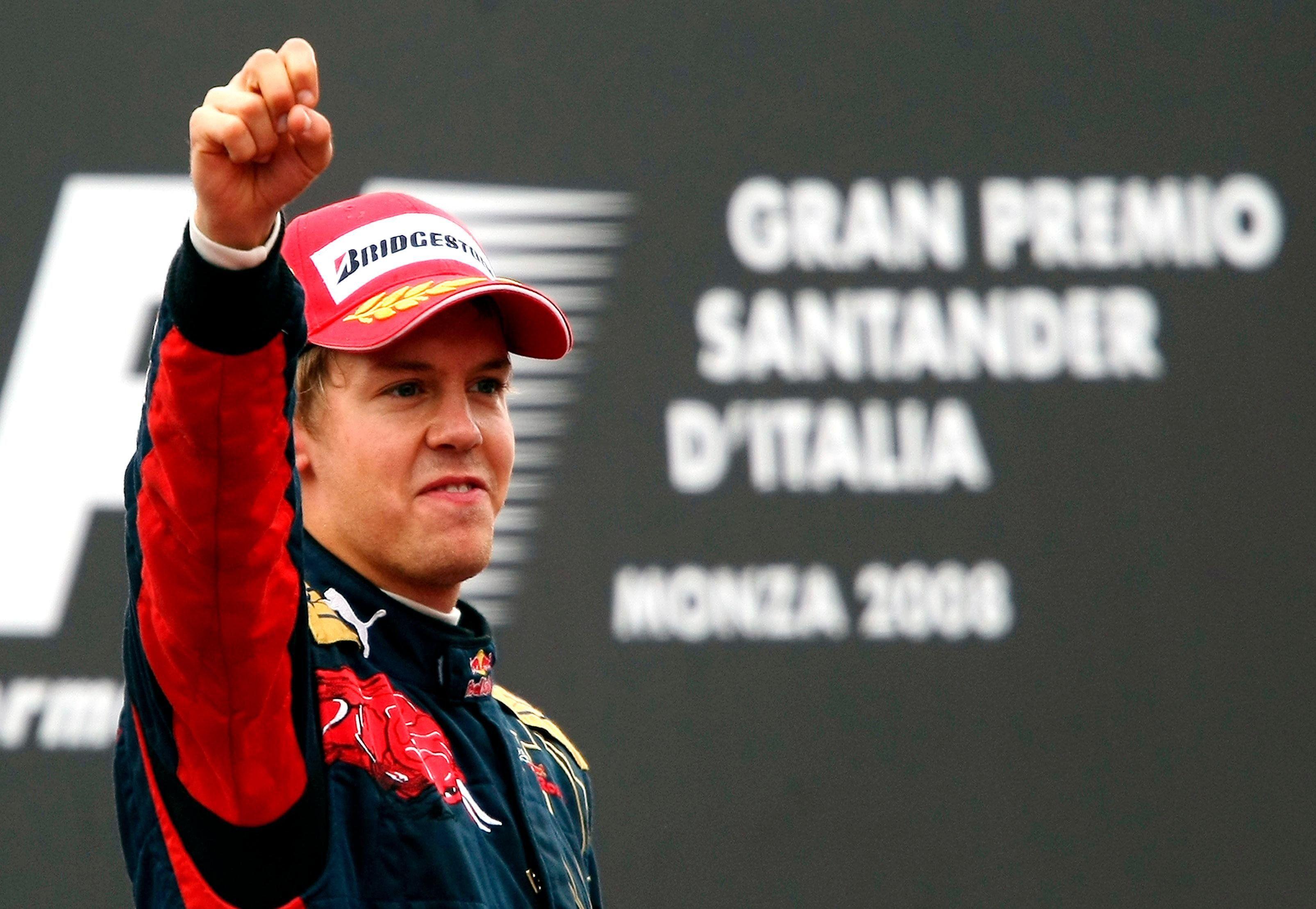 El día que Sebastian Vettel consiguió su primera victoria en F1