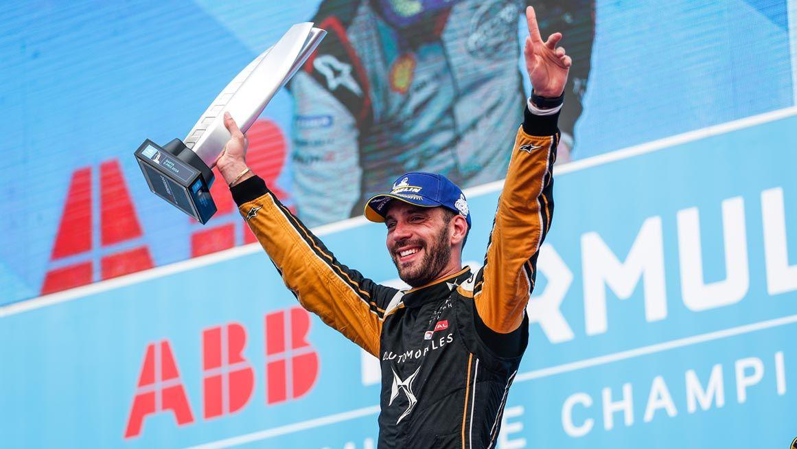 """Jean-Éric Vergne manda recado a Lewis Hamilton: """"Sería un paso lógico para él venir a la Fórmula E"""""""
