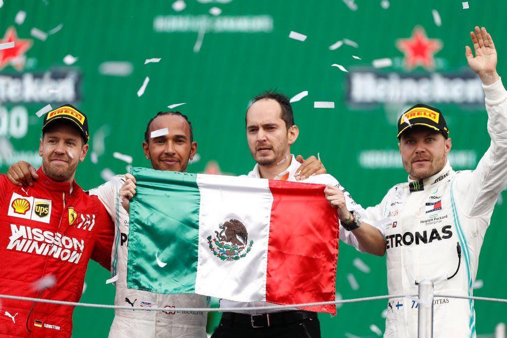 Autódromo Hermanos Rodríguez será utilizado para enfrentar crisis por COVID-19