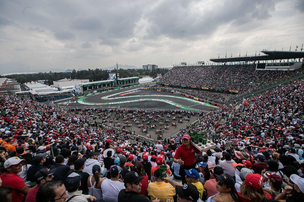 Hospital temporal en el Autódromo Hermanos Rodríguez ampliará su estancia