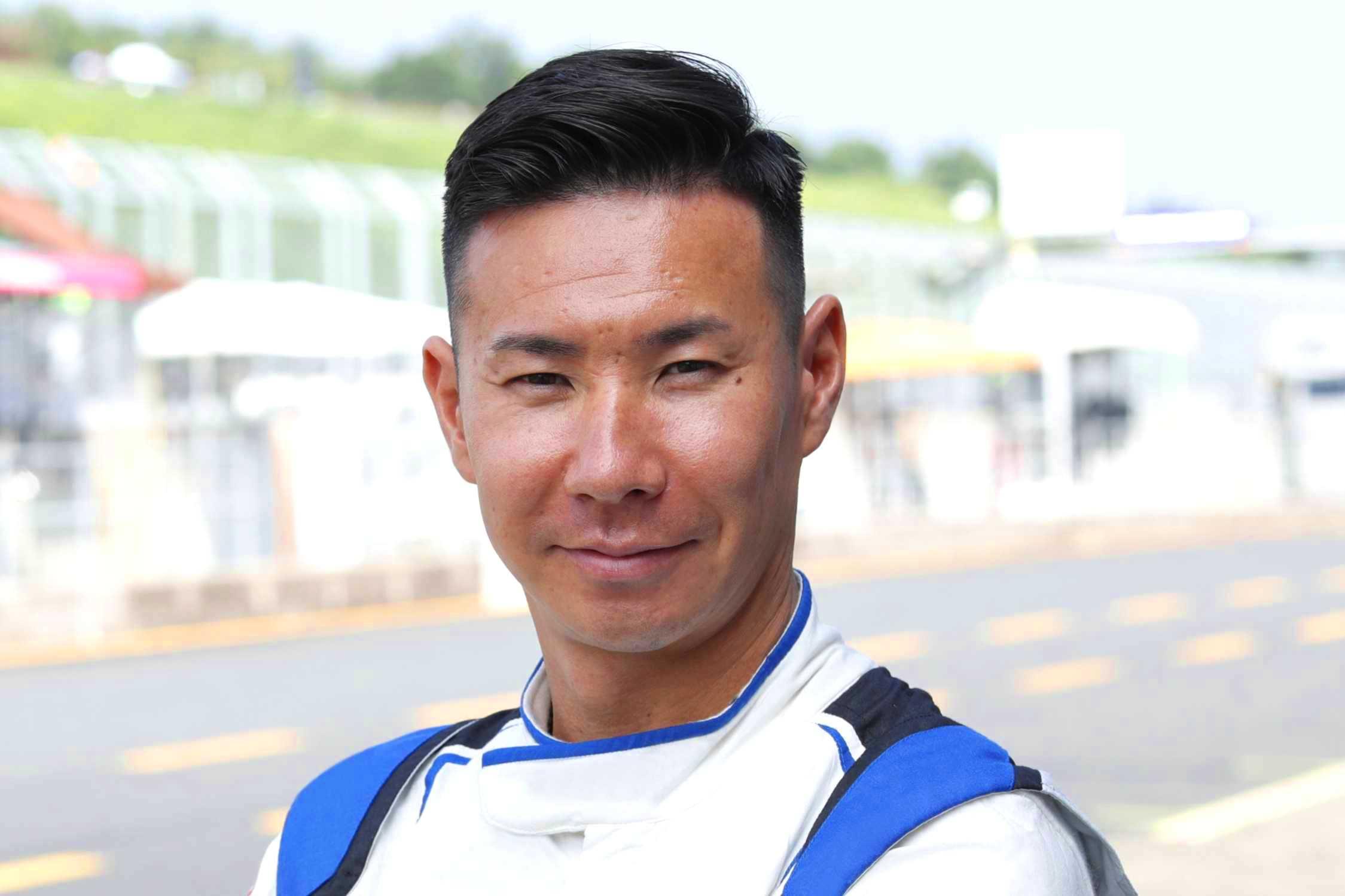 """Kamui Kobayashi: """"Me gustaría agradecer aBMW Motorsport por ofrecerme la oportunidad de competir en uno de sus autos BMW M4 DTM"""""""