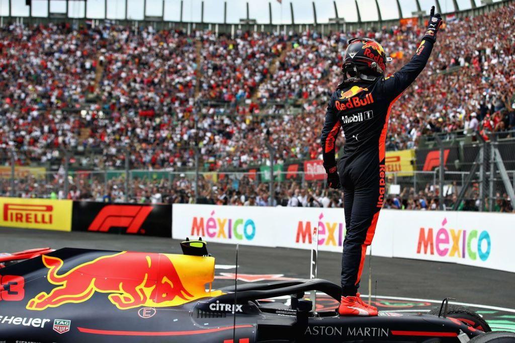 """Max Verstappen: """"El GP de México es un gran evento y los aficionados son verdaderos apasionados de la F1"""""""