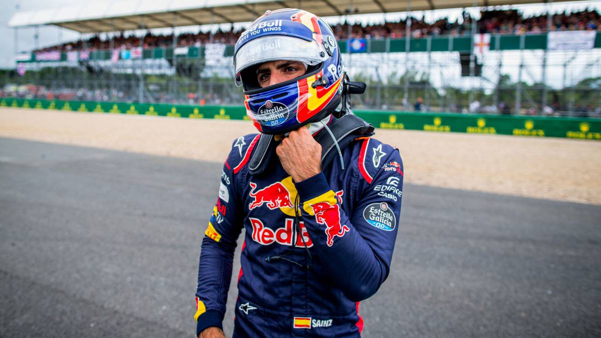 """Ahora si, Red Bull ve a Carlos Sainz como """"el mejor del resto"""""""