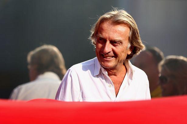 Luca di Montezemolo pone a Hamilton entre los grandes de la Historia