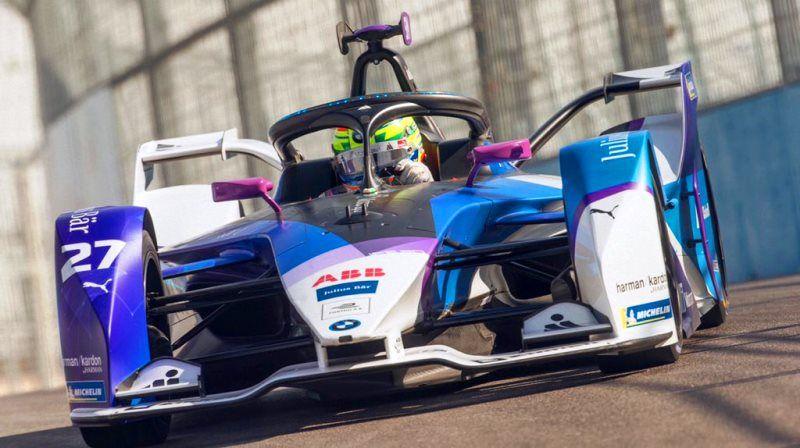 Una sanción de la FIA evita el doblete de BMW en la 2ª carrera del E-Prix de Diriyah
