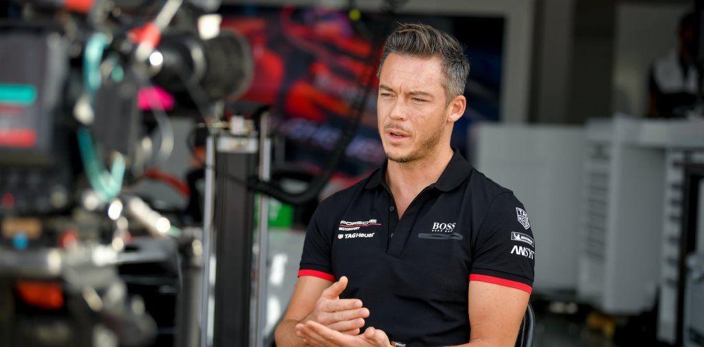 André Lotterer retrocede su carrera deportiva en Porsche
