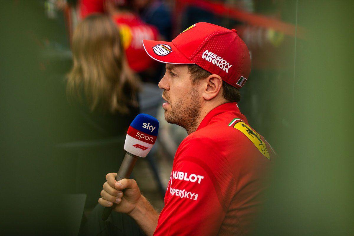 Sebastian Vettel confirma que existen conversaciones con Racing Point