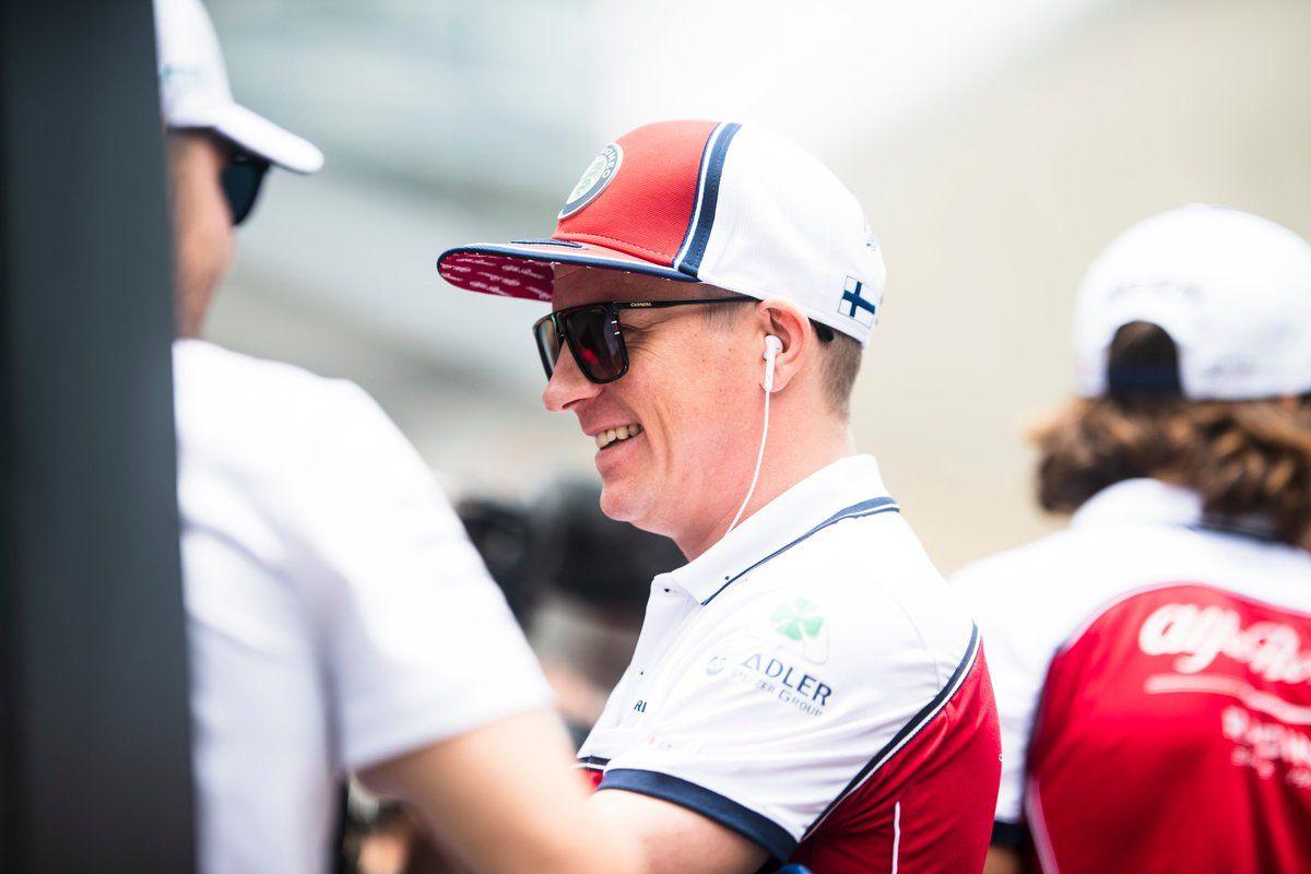 """Kimi Räikkönen: """"El resultado en Brasil fue un gran impulso de confianza para todos en el equipo"""""""
