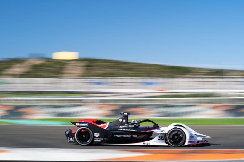 Porsche con el objetivo de ganar carreras en la Fórmula E