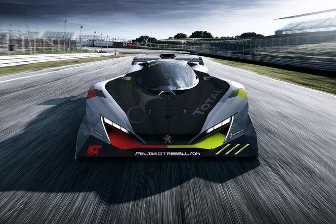 OFICIAL: Peugeot anuncia su asociación con Rebellion Racing para 2022