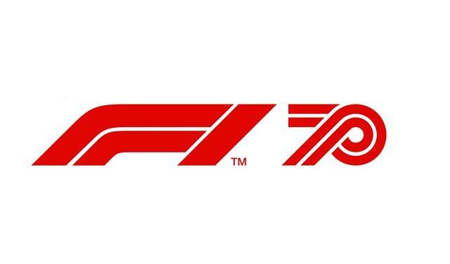 La F1 presenta un logotipo especial por su 70 aniversario