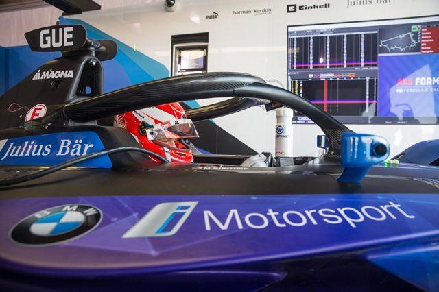 BMW confía en obtener el liderato en la categoría eléctrica