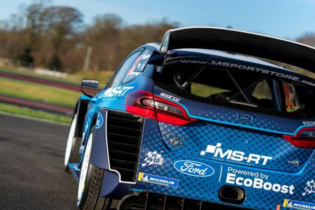 M-Sport completa su alineación para el WRC 2020