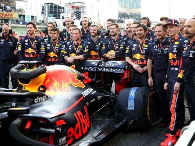 Se desvela la fecha de presentación del nuevo Red Bull RB16 de 2020