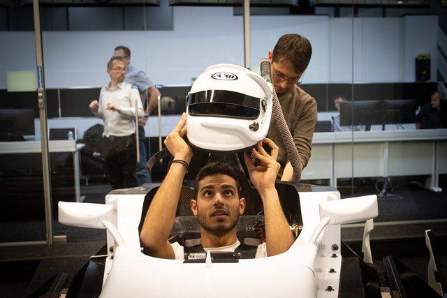 Roy Nissany nuevo piloto de pruebas en Williams