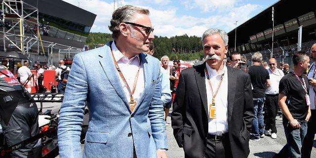 Sean Bratches deja su cargo como Director Comercial de la F1