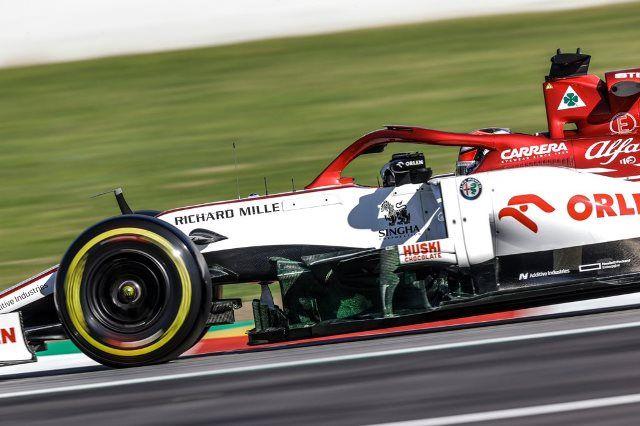 Día 2: Kimi Räikkönen domina en la segunda jornada