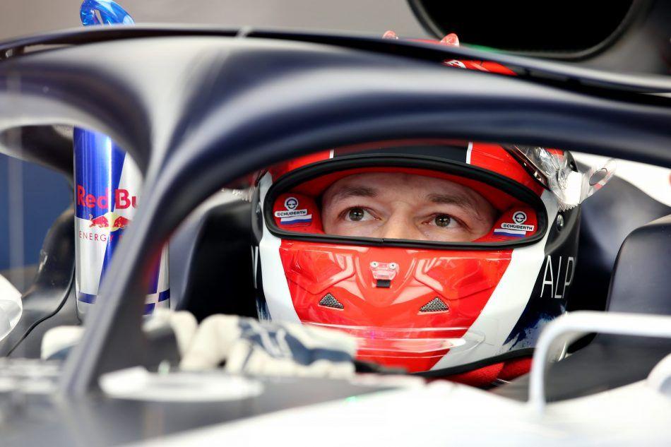"Daniil Kvyat: ""Disfruté como piloto de desarrollo para Ferrari"""